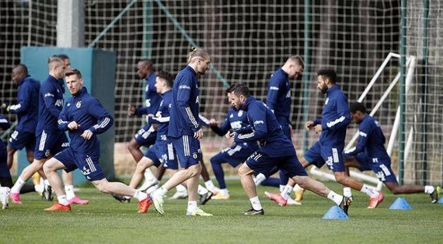 Fenerbahçe, Gaziantep maçının hazırlıklarını tamamladı