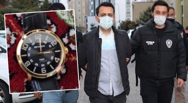 FETÖ'ye 4 ilde eş zamanlı baskın! Gülen imzalı saat ele geçirildi