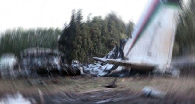 Fransa'da küçük uçak düştü: 4 kişi hayatını kaybetti