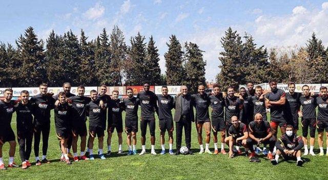 Galatasaray'da sıcak saatler! Futbolcuların muhtırasını Abdurrahim Albayrak önledi