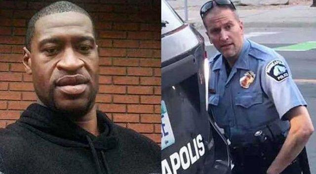 George Floyd'un katili ifade vermeyi reddetti