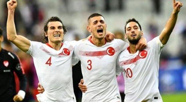 Hakan, Merih ve Ozan Kabak EURO 2020'de Milli Takım forması giyemeyebilir