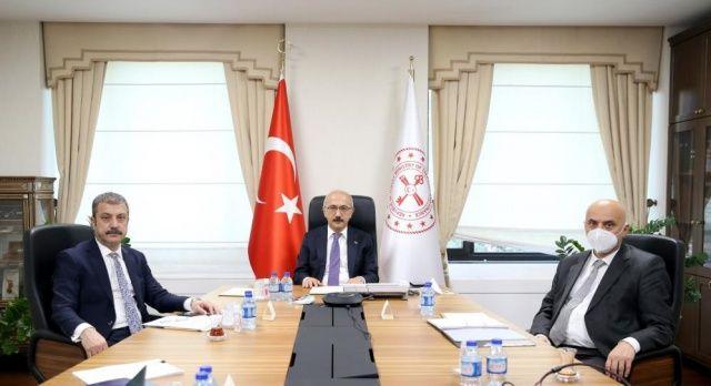 Hazine ve Maliye Bakanı Elvan, G-20 Bakanlar Toplantısı'na katıldı