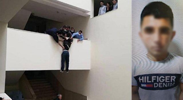 Hırsızlıktan tutuklanan çocuk adliyede ölmek istedi