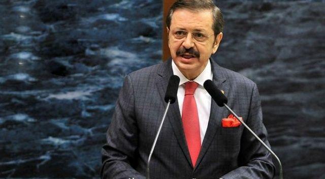 Hisarcıklıoğlu: Kısa Çalışma ödeneği tekrar başlatılmalı