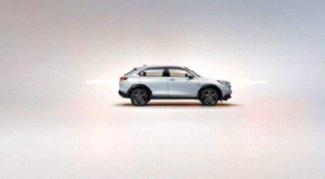 Honda'dan ilk Hibrit SUV modeli HR-V