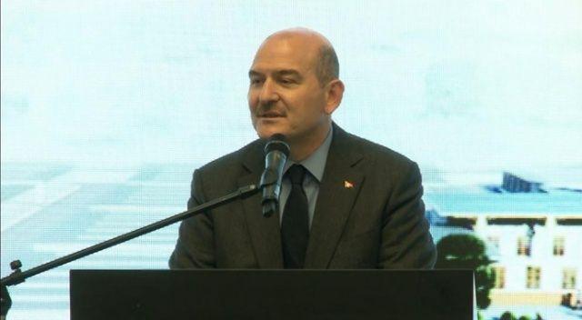 İçişleri Bakanı Soylu, bazı emekli amirallerin bildirisine tepki gösterdi