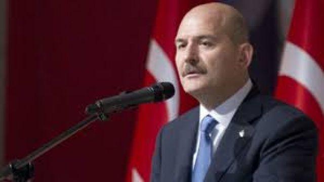 """İçişleri Bakanı Soylu:"""" O gece sabaha kadar uyumadık, irtibatları ortaya çıkardık"""""""