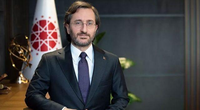 İletişim Başkanı Altun: Kanal İstanbul, büyük ve güçlü Türkiye'nin en prestijli projesidir
