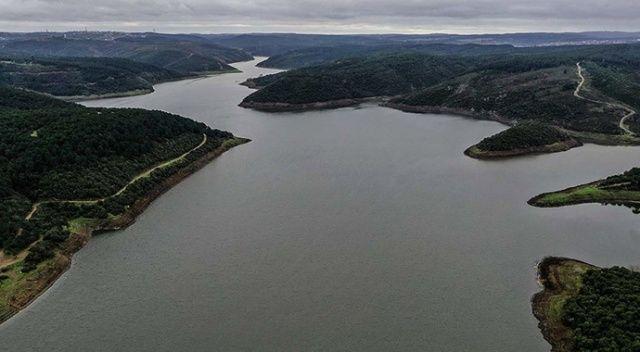 İstanbul barajlarındaki doluluk oranı yüzde 75 seviyesine çıktı