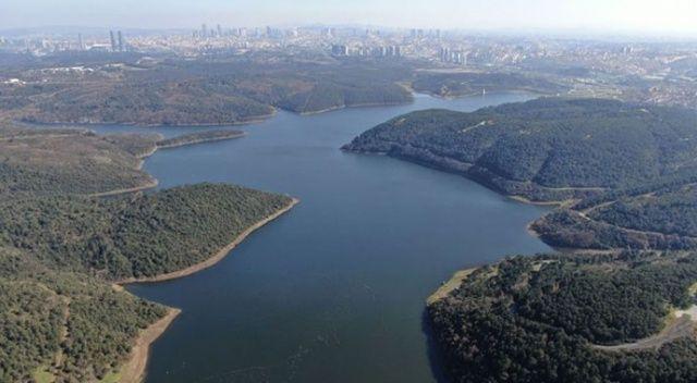 İstanbul'da baraj doluluk oranlarında son durum: Yüzde 75'i geçti