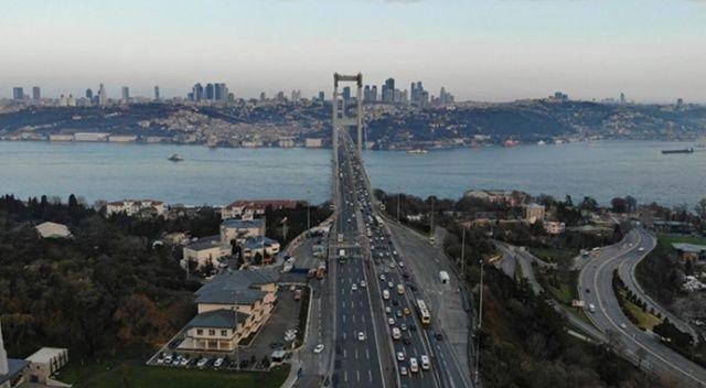 İstanbul'da hava kirliliği bir yılda yüzde 10 azaldı