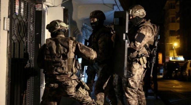 İstanbul'da terör örgütü PKK/KCK'ya operasyon: 8 gözaltı