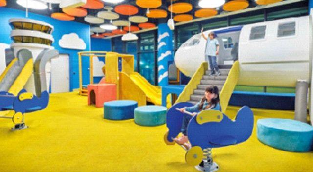 İstanbul Havalimanı'nda 'Şimdi Çocukların Zamanı'
