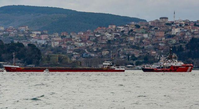 İstanbul Valisi Yerlikaya: İstanbul Boğazı'nda bugün önemli bir kaza tehlikesi atlattık
