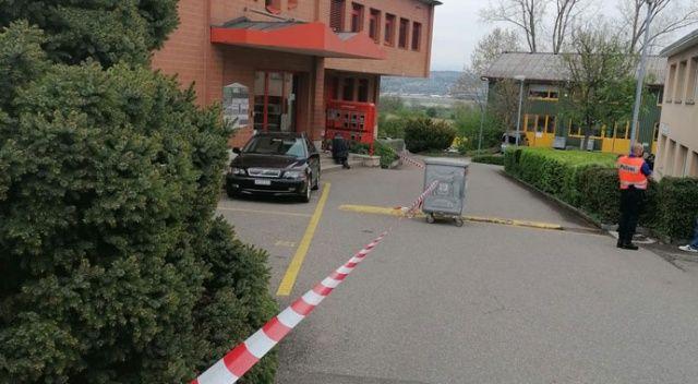 İsviçre Türk Toplumu Merkezi'ne bombalı tehdit