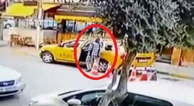 İzmir'de taksi kaçıran kadından pes dedirten savunma: Aklıma esti, öyle yaptım