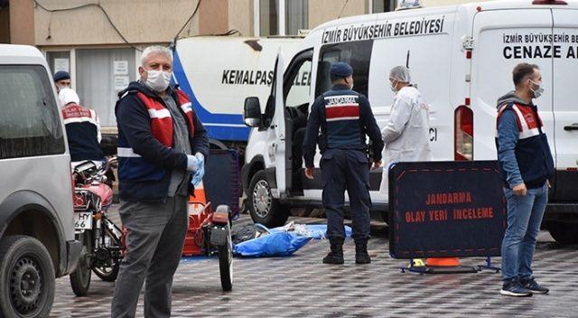 İzmir'de üvey baba cinayeti