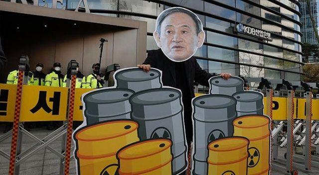Japonya hükümetinin radyoaktif atık su kararı tepki çekti