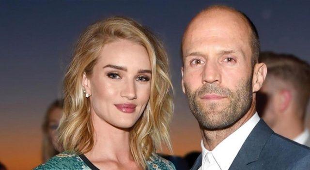 Jason Statham'ın eşi Rosie Huntington-Whiteley: Türkiye'ye aşık olduk