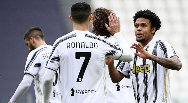 Juventus'tan Genoa karşısında 3 gollü galibiyet
