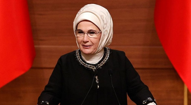Kadın devlet başkanları ve lider eşlerinden Emine Erdoğan'a dayanışma teşekkürü