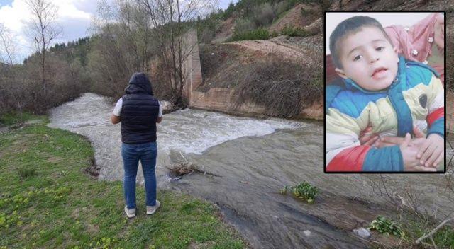 Kağıttan gemi yüzdürdüğü dereye düşen çocuk öldü