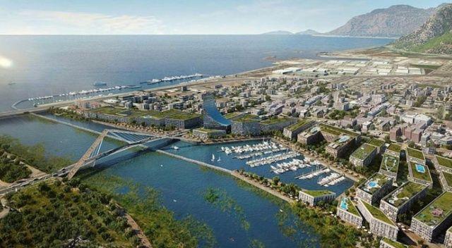 Kanal İstanbul'un ihale çalışması sürüyor