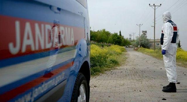 Karabük'te tekstil atölyesi karantinaya alındı