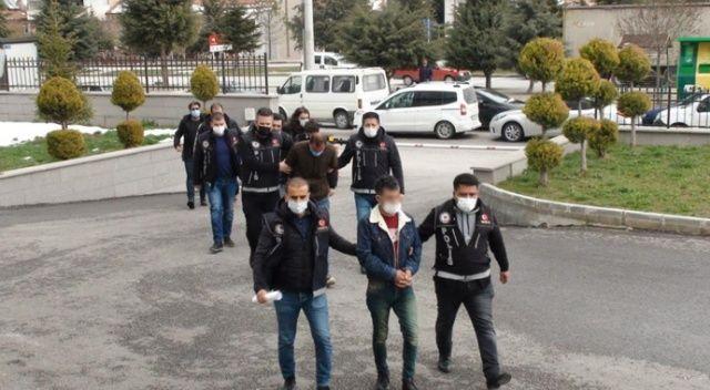 Karaman'daki uyuşturucu operasyonunda tutuklu sayısı 19'a yükseldi