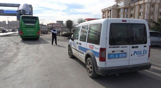 Karantinada olması gerekirken otobüste yakalandı: 4 bin 50 lira ceza yedi
