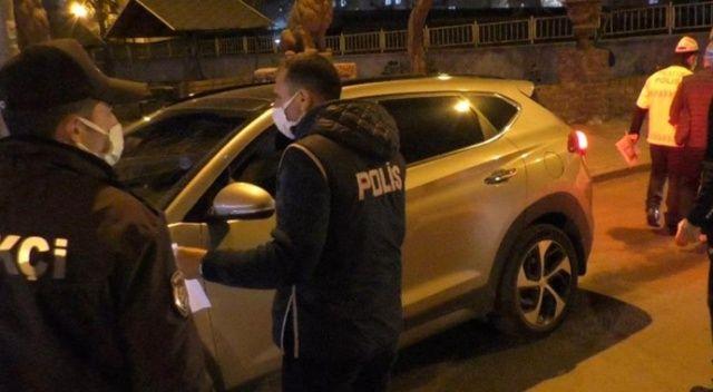 Kars'ta sokağa izinsiz çıkanlara ceza yağdı