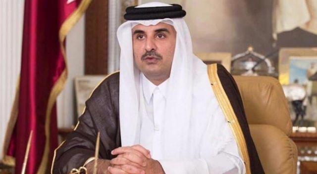 Katar Emiri, Körfez uzlaşısı sonrası ilk defa Mısır Cumhurbaşkanı Sisi'yi telefonla aradı