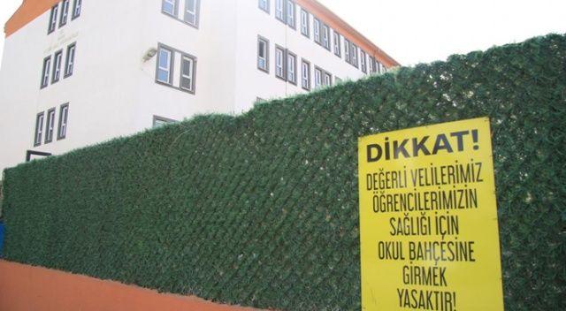 Kayseri'de 3 okulda eğitime 10 gün ara verildi