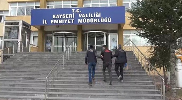 Kayseri'de FETÖ operasyonu: 20 gözaltı kararı