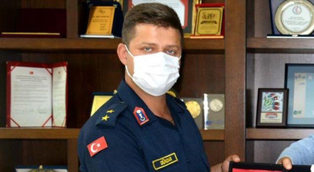 Kdz. Ereğli Jandarma Komutanı açığa alındı
