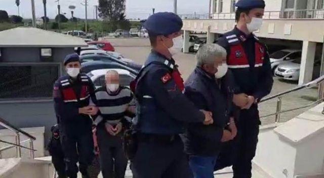 Kıskançlık cinayetinin zanlıları tutuklandı