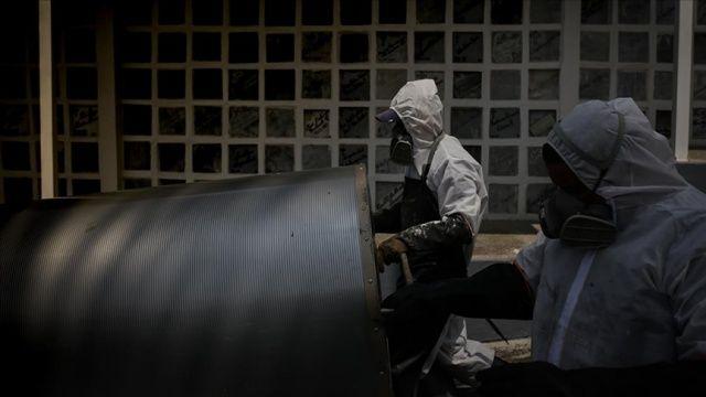 Kolombiya'da Kovid-19 kaynaklı ölü sayısı 70 bini geçti