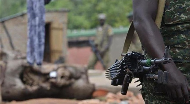 Kongo'da sivillere saldırı: 12 ölü