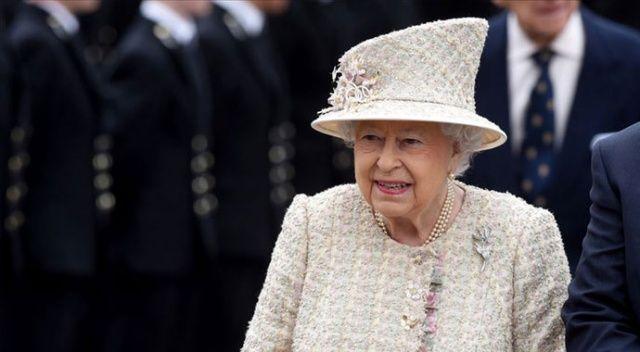 Kraliçe II. Elizabeth: Bize gösterilen tüm destek ve iyilik için teşekkür ederiz