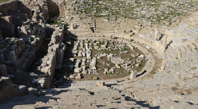 Laodikya tiyatrosu tekrar canlanıyor