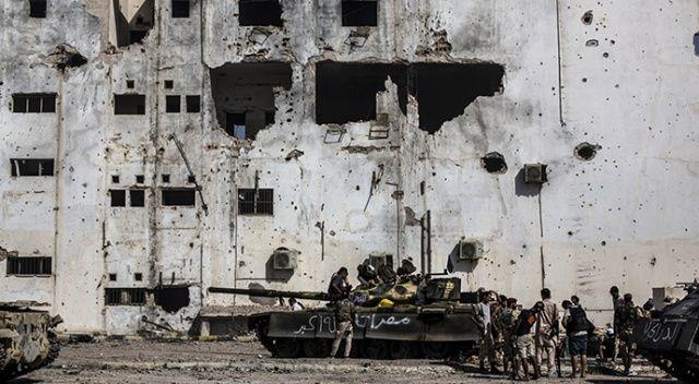 Libya Başkanlık Konseyi Başkan Yardımcısı Lafi, Türk şirketleri ülkesine davet etti