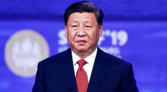 Macron, Merkel ve Çin Devlet Başkanı Şi Cinping görüştü
