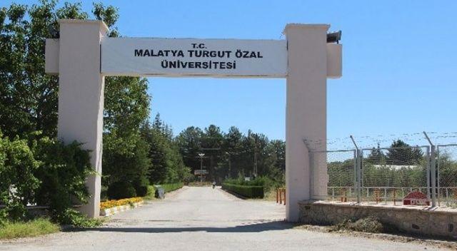 Malatya Turgut Özal Üniversitesi 20 öğretim üyesi alacak
