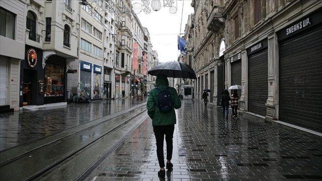 Marmara Bölgesi'nde sıcaklığının 6 ila 10 derece azalması bekleniyor
