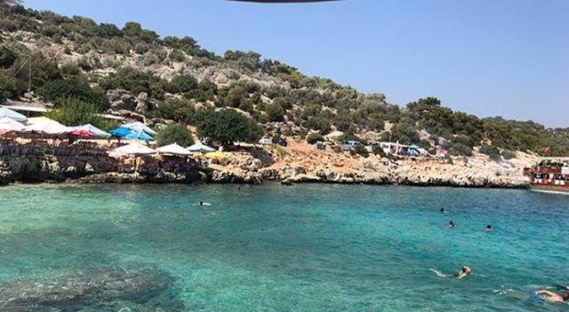 """Mersin'de bulunan Narlıkuyu Doğal Sit Alanı """"kesin korunacak hassas alan"""" ilan edildi"""