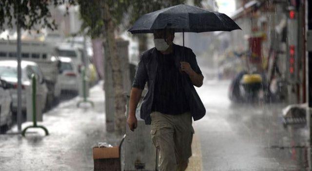 Meteoroloji il il uyardı: Sağanak bekleniyor