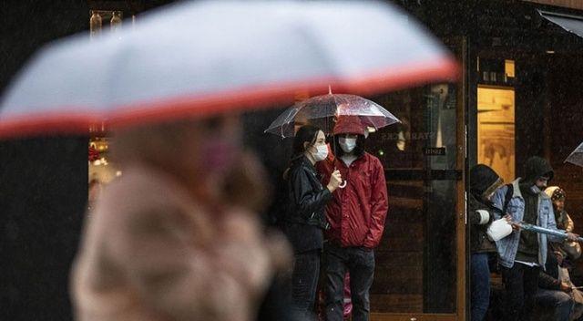 Meteorolojiden kuvvetli sağanak uyarısı (19 Nisan 2021 hava durumu)