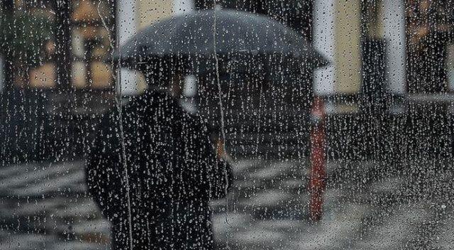 Meteorolojiden sağanak uyarısı (16 Nisan 2021 hava durumu)