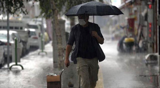 Meteorolojiden üç bölgeye sağanak uyarısı